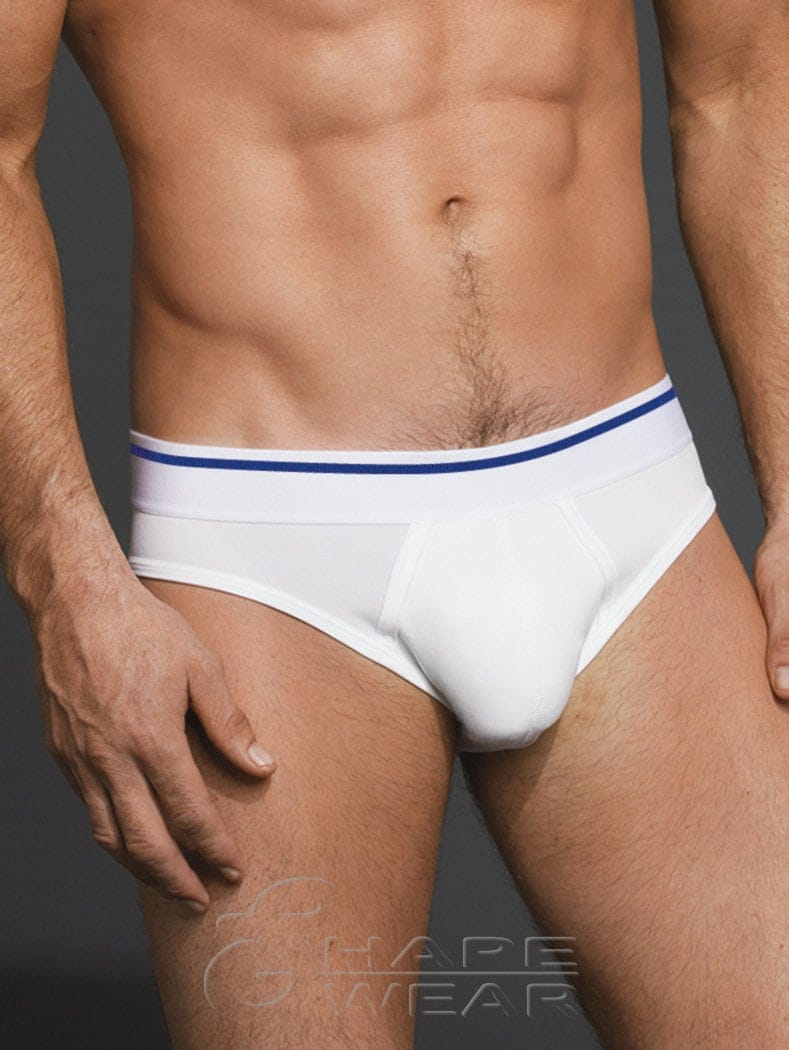Brief - White